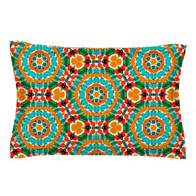 Miranda Mol Hexagon Tiles Sham Size: King