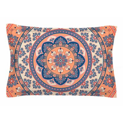 Nandita Singh Mandala Magic Digital Sham Size: King