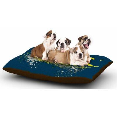 Frederic Levy-Hadida Migratory Dog Pillow with Fleece Cozy Top