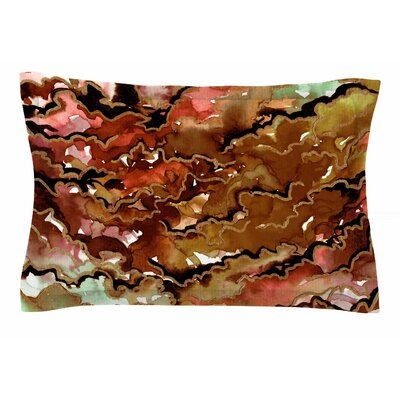 Ebi Emporium Texas Love Painting Sham Size: Queen