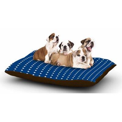 Trebam Tufna Digital Dog Pillow with Fleece Cozy Top