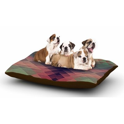 Nika Martinez Hipsterland Dog Pillow with Fleece Cozy Top