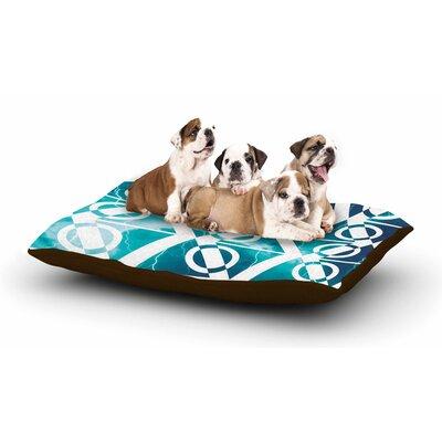 Matt Eklund Storm Dog Pillow with Fleece Cozy Top