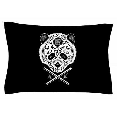 BarmalisiRTB Panda De La Muerte Digital Sham Size: Queen