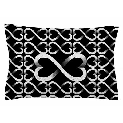 BarmalisiRTB Love Infinity Digital Sham Size: Queen