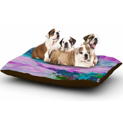 Ebi Emporium On Cloud Nine - 4 Dog Pillow with Fleece Cozy Top