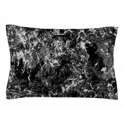 Jacqueline Milton Stony Black Painting Sham Size: 20 H x 30 W x 1 D