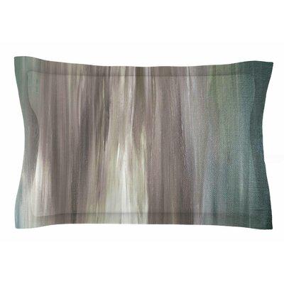 Ebi Emporium Silverscreen Dreams Painting Sham Size: 20 H x 40 W x 0.25 D