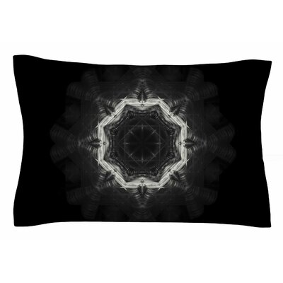 Nick Nareshni Mystical Mandala Geometric Sham Size: Queen