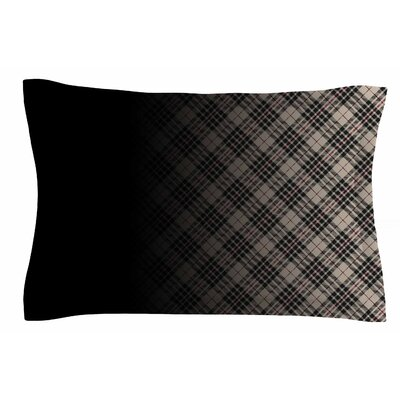Draper Grunge Digital Sham Size: King