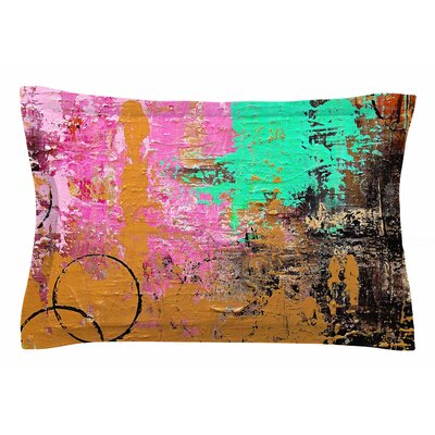 Geordanna Fields Kala II Abstract Sham Size: King