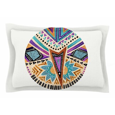 Pom Graphic Design Multicultural Icon Geometric and abstract Sham Size: Queen