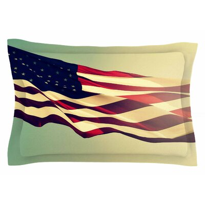 Robin Dickinson 'Freedom' Digital Sham Size: 20