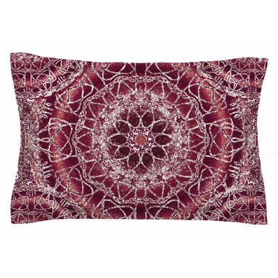 Nina May Madera Mandalas Illustration Sham Size: Queen