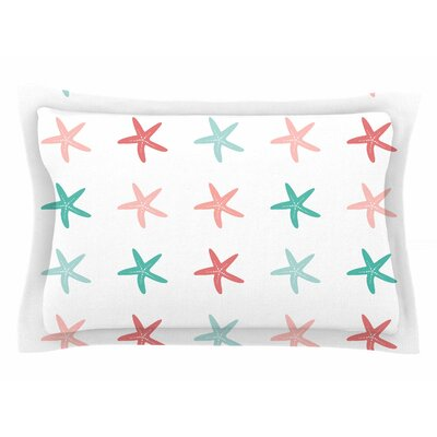 Afe Images Starfish II Illustration Sham Size: Queen