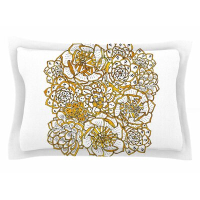 Pom Graphic Design 'Bohemian Succulents II' Floral Sham Size: Queen