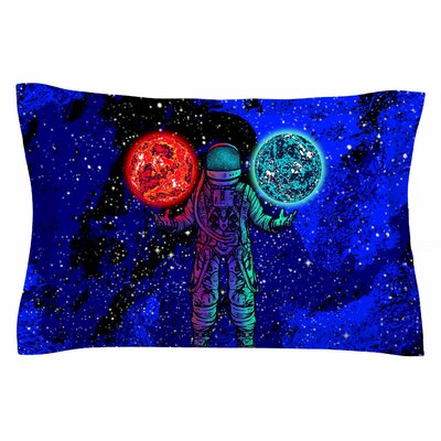 BarmalisiRTB King of Planets Digital Sham Size: King