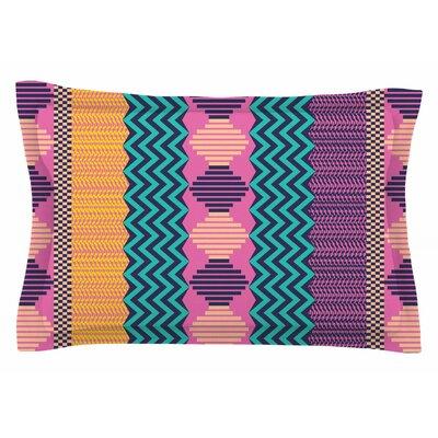Akwaflorell Knitted Sham Size: 20 H x 30 W x 1 D