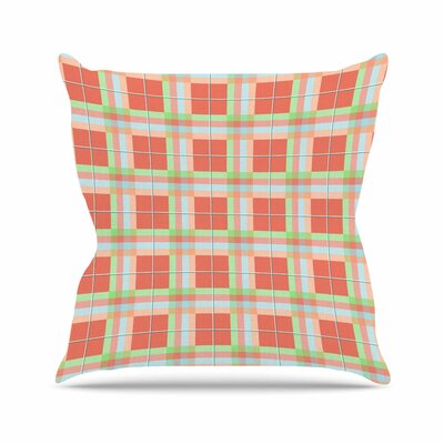 Afe Images Summer Outdoor Throw Pillow Size: 16 H x 16 W x 5 D