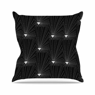BarmalisiRTB Diamond Outdoor Throw Pillow Size: 18 H x 18 W x 5 D