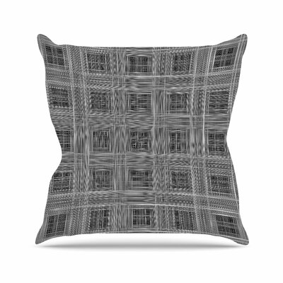 Bruce Stanfield Ambient 10 Pattern Outdoor Throw Pillow Size: 16 H x 16 W x 5 D