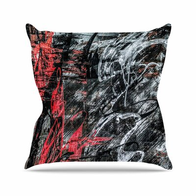 Bruce Stanfield Areus Abstract Outdoor Throw Pillow Size: 18 H x 18 W x 5 D