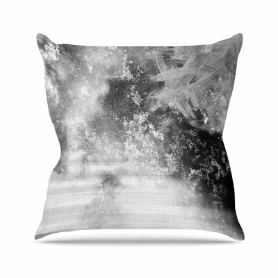 Ice Outdoor Throw Pillow Size: 16 H x 16 W x 5 D