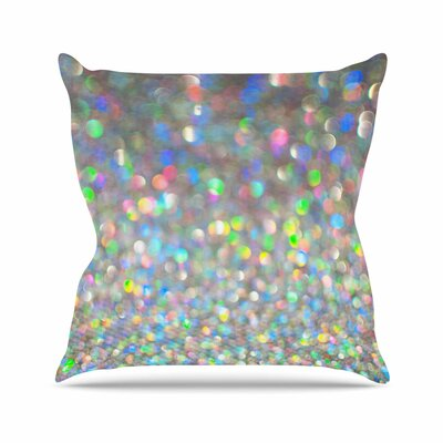 Sparks Fly Digital Outdoor Throw Pillow Size: 18 H x 18 W x 5 D