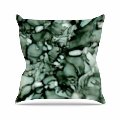 Claire Day Neutral Outdoor Throw Pillow Size: 18 H x 18 W x 5 D