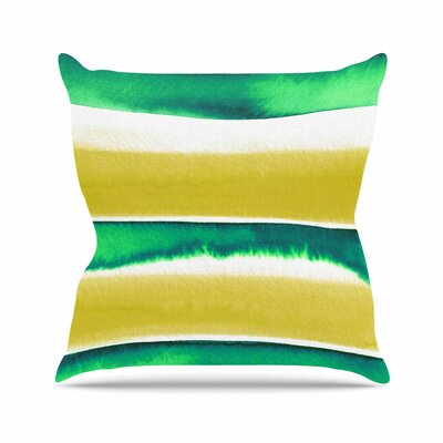 Ebi Emporium Summer Vibes 3 Outdoor Throw Pillow Size: 18 H x 18 W x 5 D