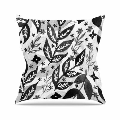 Li Zamperini Foliage Outdoor Throw Pillow Size: 18 H x 18 W x 5 D