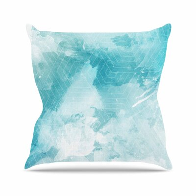 Matt Eklund Skyward Outdoor Throw Pillow Size: 16 H x 16 W x 5 D