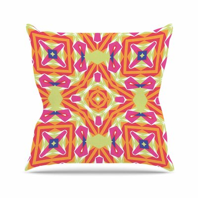 Miranda Mol Summer Vibes Outdoor Throw Pillow Size: 18 H x 18 W x 5 D