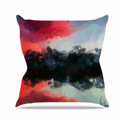 Oriana Cordero Montserrat Outdoor Throw Pillow Size: 18 H x 18 W x 5 D