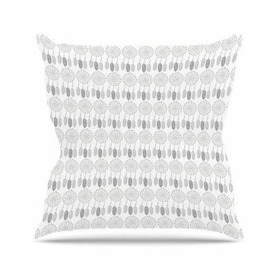 Petit Griffin Dreams Digital Outdoor Throw Pillow Size: 18 H x 18 W x 5 D