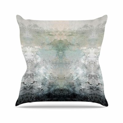 Pia Schneider Abstract No.1 Outdoor Throw Pillow Size: 18 H x 18 W x 5 D