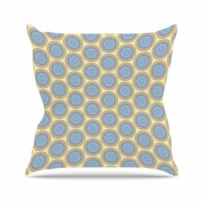 Rachel Watson Brocade Outdoor Throw Pillow Size: 16 H x 16 W x 5 D