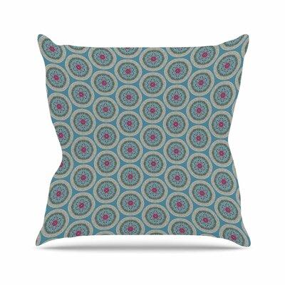 Rachel Watson Isle of Mull Brocade Outdoor Throw Pillow Size: 16 H x 16 W x 5 D