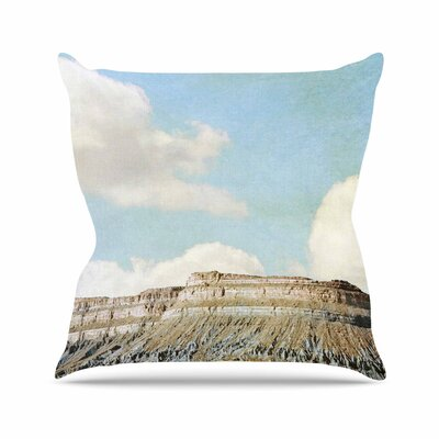 Sylvia Coomes Out West Photography Outdoor Throw Pillow Size: 18 H x 18 W x 5 D