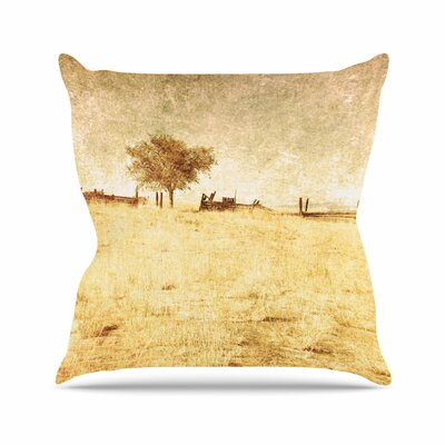 Sylvia Coomes One Tree Outdoor Throw Pillow Size: 16 H x 16 W x 5 D