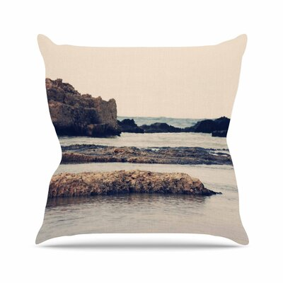 Sylvia Coomes Mediterranean II Outdoor Throw Pillow Size: 18 H x 18 W x 5 D