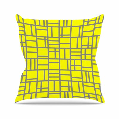 Trebam Kutije V.4 Outdoor Throw Pillow Size: 18 H x 18 W x 5 D