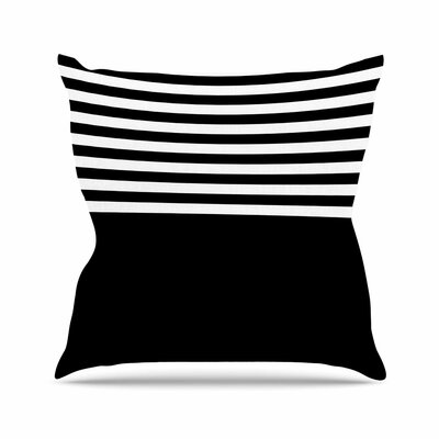 Trebam Roletna Outdoor Throw Pillow Size: 16 H x 16 W x 5 D