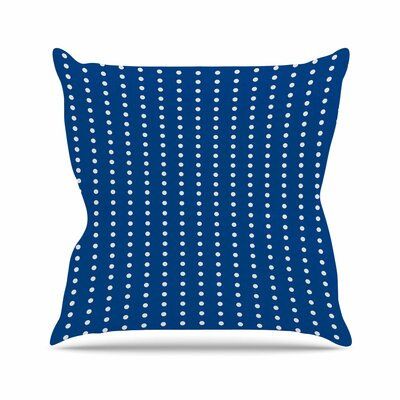 Trebam Tufna Outdoor Throw Pillow Size: 18 H x 18 W x 5 D