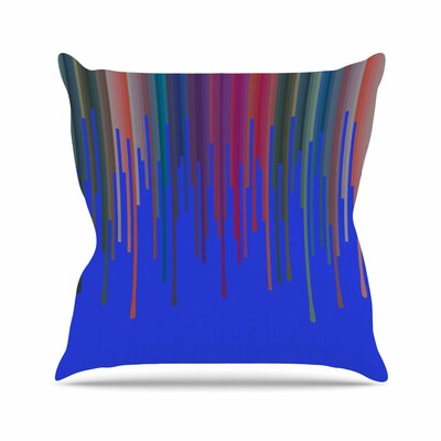 Trebam Vosak Outdoor Throw Pillow Size: 18 H x 18 W x 5 D