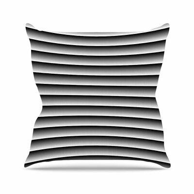 Trebam Zaster Outdoor Throw Pillow Size: 18 H x 18 W x 5 D