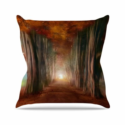 Viviana Gonzalez Dreams Come True Outdoor Throw Pillow Size: 18 H x 18 W x 5 D