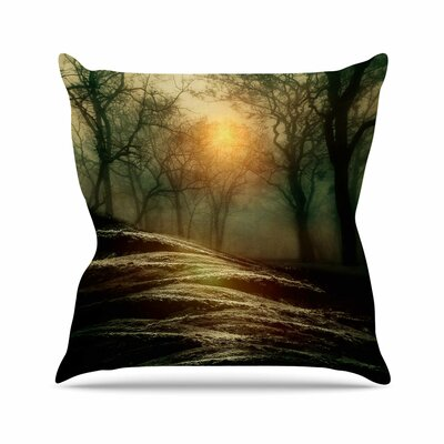 Viviana Gonzalez From Small Beginnings and Big Nature Outdoor Throw Pillow Size: 16 H x 16 W x 5 D