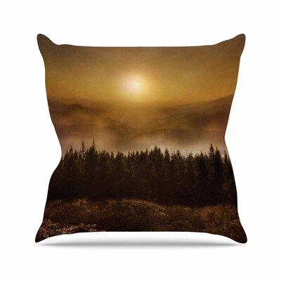Viviana Gonzalez the Awakening Outdoor Throw Pillow Size: 16 H x 16 W x 5 D