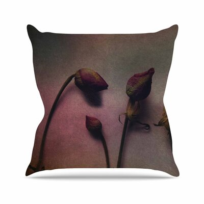 Robin Dickinson Better Together Outdoor Throw Pillow Size: 18 H x 18 W x 5 D